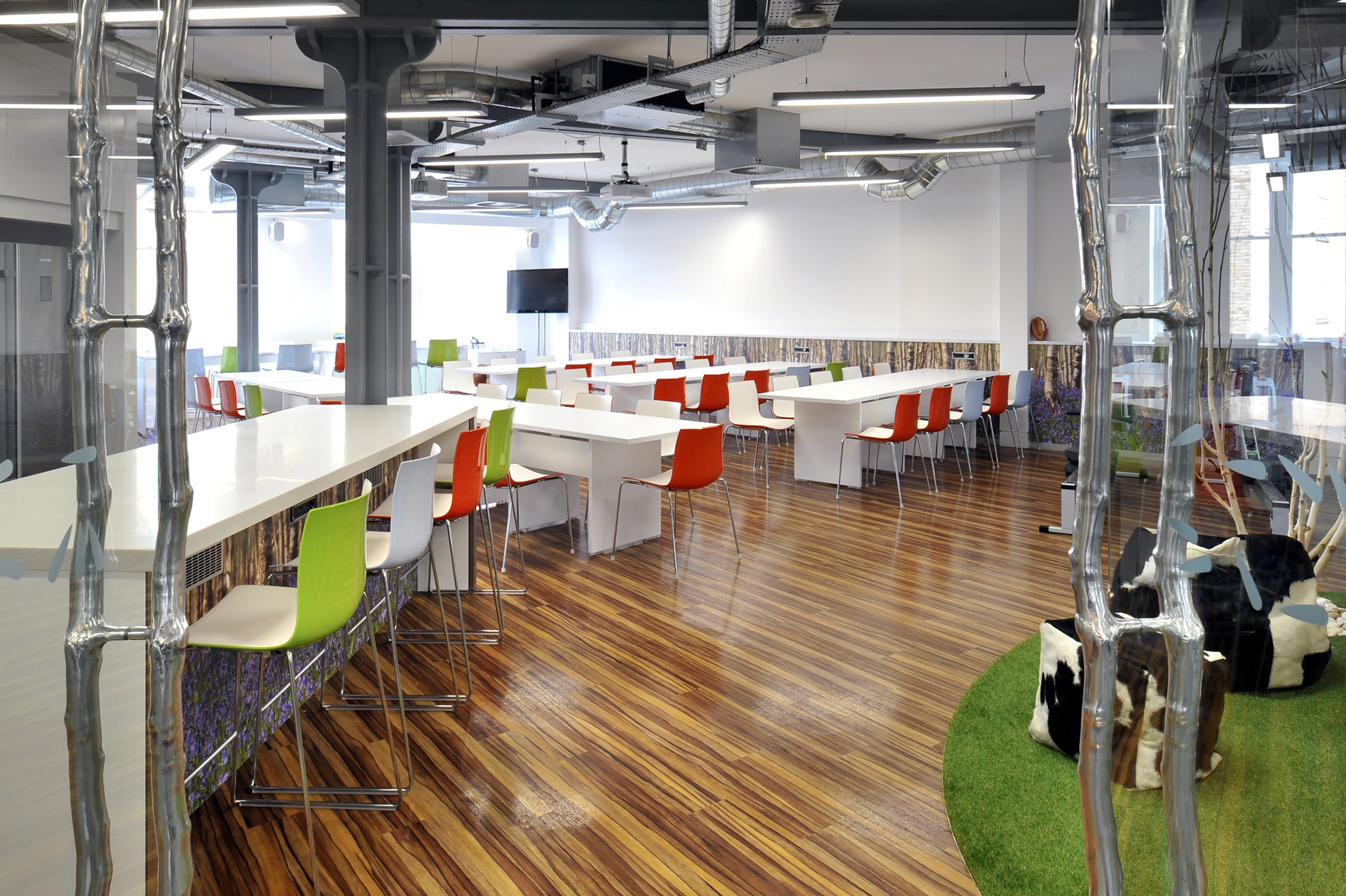 Office fit out kent